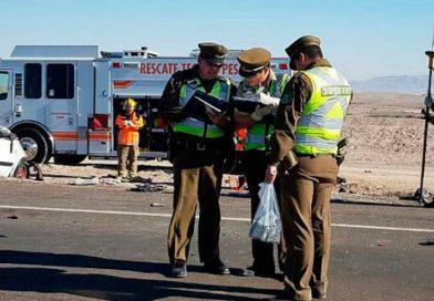 Balance de Fiestas Patrias: Aumenta la cifra de accidentes de tránsito este 2018