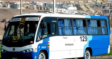 Nueva alza en las micros del TransAntofagasta