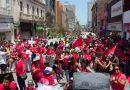 Segunda marcha por la vivienda digna en Antofagasta
