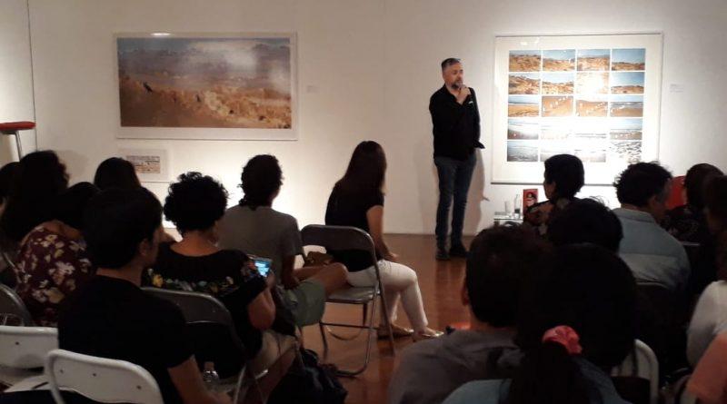 """Jorge Baradit presentó su libro """"La Dictadura"""" en Antofagasta"""