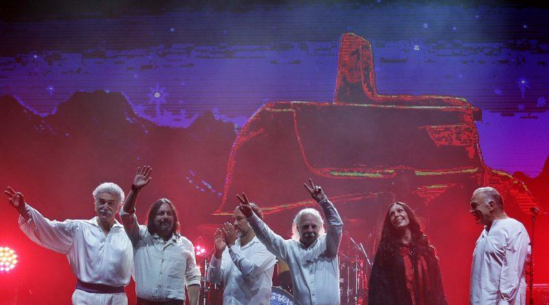 Los Jaivas celebrarán 55 años con un concierto este viernes en la Plaza Colón